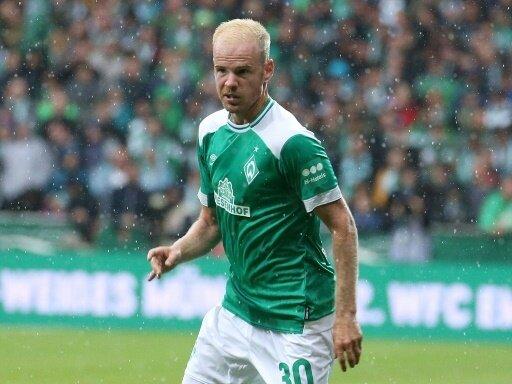 Davy Klaassen erzielt das 3:2 für Werder Bremen