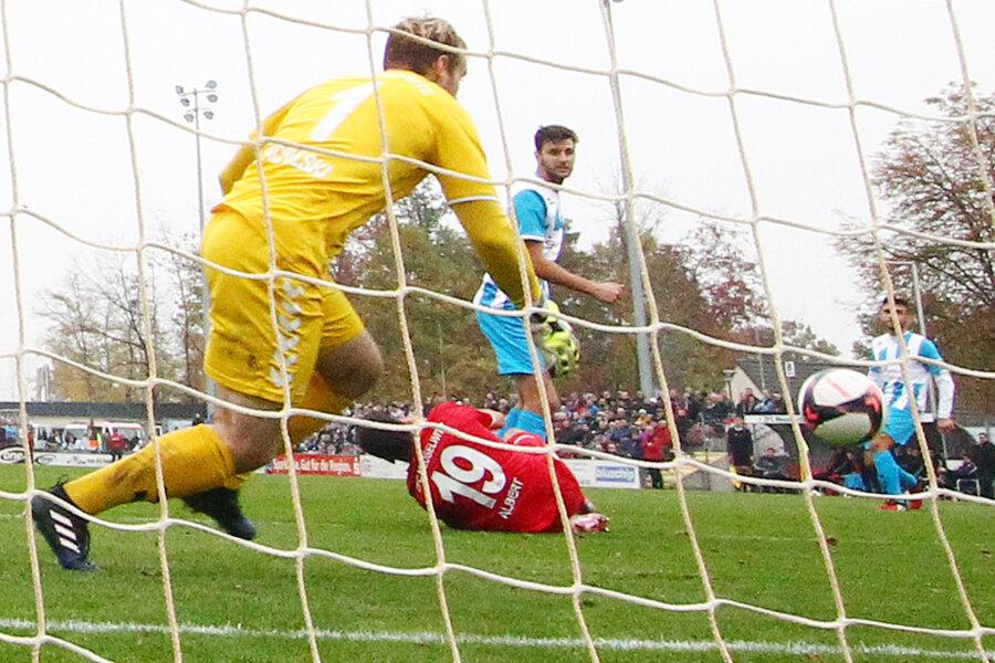 Siegesserie ausgebaut: Chemnitzer FC gewinnt in Meuselwitz
