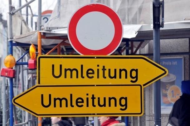 Kanalbau-Marathon in der Innenstadt beginnt im Oktober
