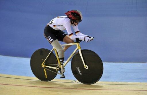 Denise Schindler belegte am Ende den zweiten Platz