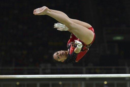 Kim Bui hat eine Medaille ganz knapp verpasst