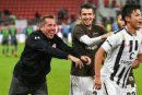 Der FC St. Pauli ist vorerst Tabellenführer