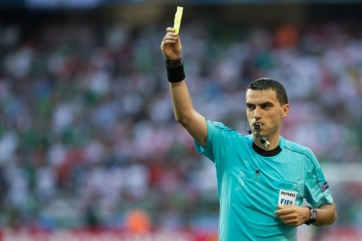 Ovidiu Hategan pfeift Deutschland gegen Tschechien