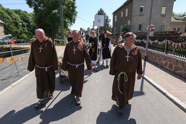 Marbach feiert 750-jähriges Bestehen