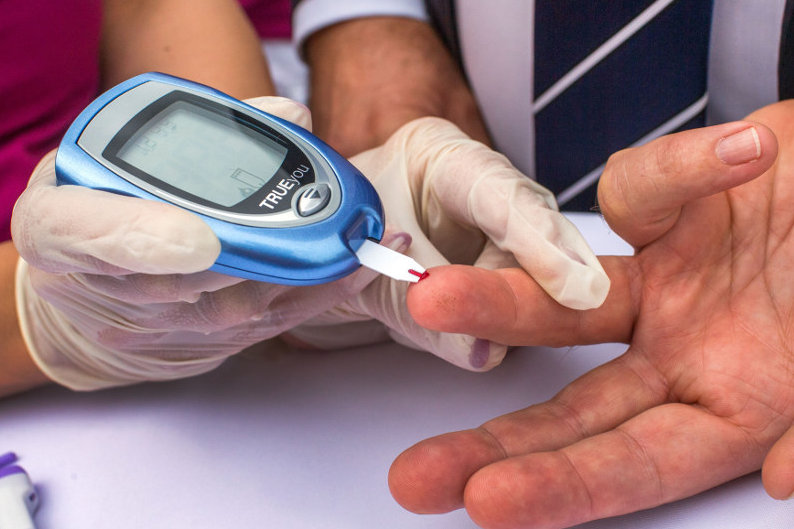 """Diabetes ist vermeidbar"""