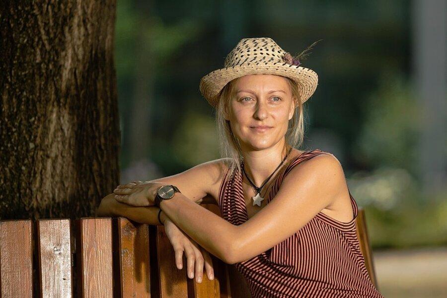 Positiv und optimistisch - so ist Madeleine Burisch aus dem Raum Leipzig. Seit ihrer Krebserkrankung gibt es auch schwache Momente.