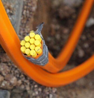 Es nervt, wenn neue Anschlüsse für schnelles Internet bis ins Haus gelegt werden, jedoch nicht genutzt werden können.
