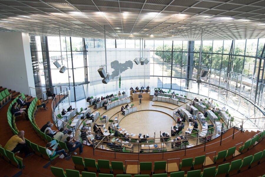 Raus aus dem Landtag: Vier Abgeordnete orientieren sich neu