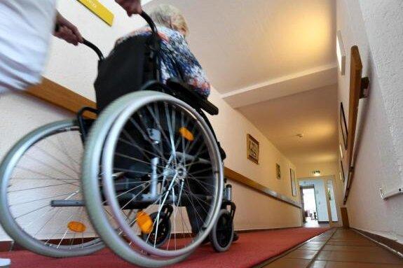 Platz im Pflegeheim ist in Sachsen bundesweit am günstigsten