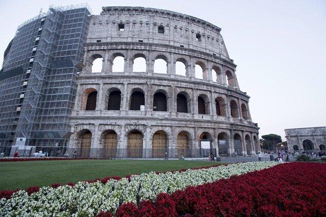 Zustände wie im alten Rom