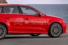 Ab November zu haben: der Audi A3 e-tron.