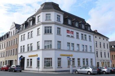 Die Commerzbank in Oelsnitz ist ab Ende November Geschichte.