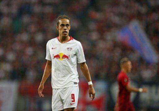Yussuf Poulsen erzielte zwei Tore gegen Hoffenheim