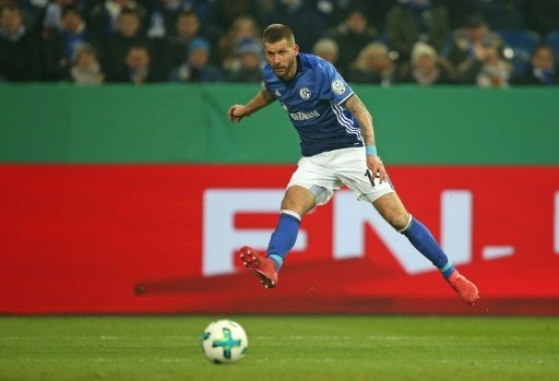 Guido Burgstaller traf für Schalke 04 zum Testspielsieg