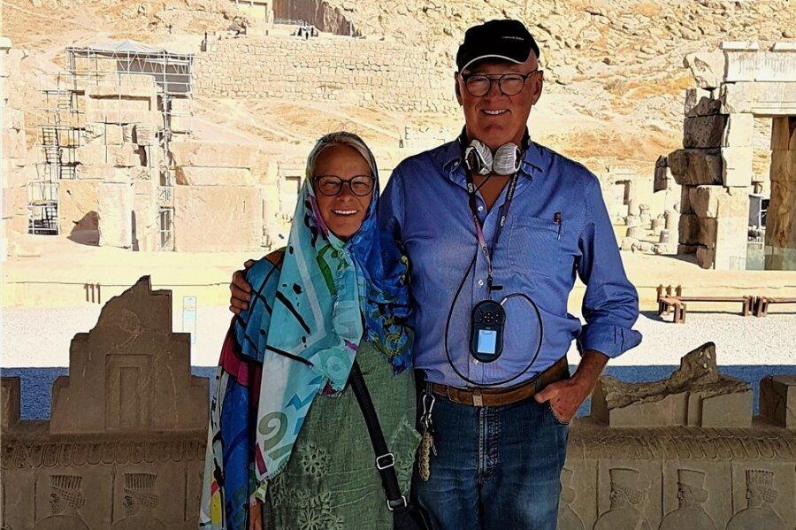 Zwei Sachsen auf Weltreise