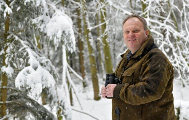 Martin Antonow ist in seiner Freizeit gern und viel in der Natur unterwegs.