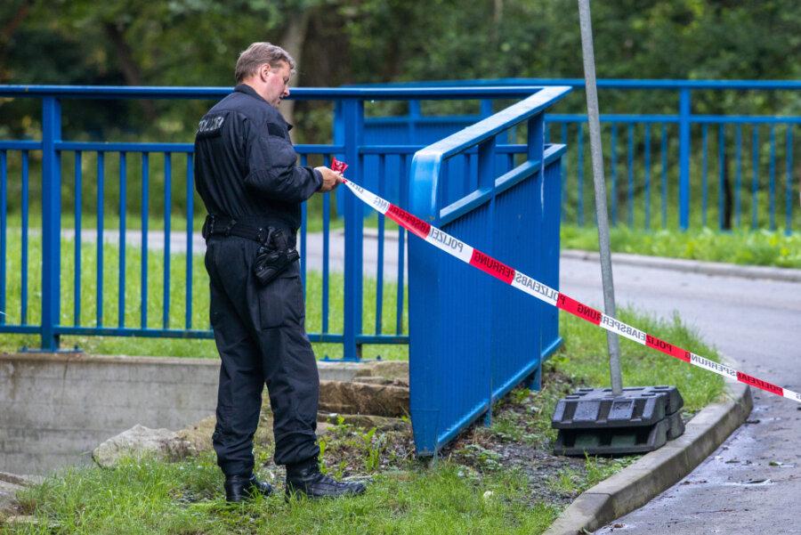 Entwarnung: Bombenexperten finden keine Munition in Plauen
