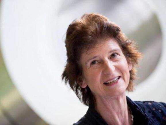 Sachsens Wissenschaftsministerin Eva-Maria Stange (SPD) .
