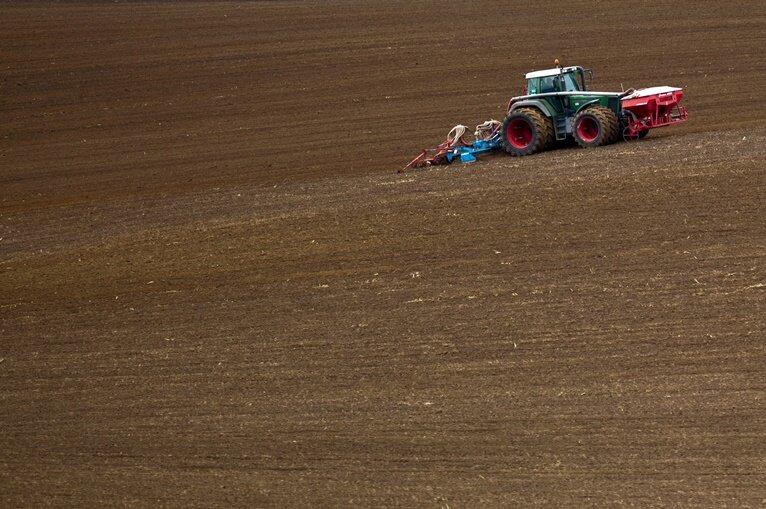 Ackerflächen in Mittelsachsen werden zum Luxusgut
