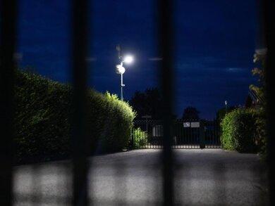 Einer der Tatorte im aktuellen Missbrauchsfall, eine Kleingartenanlage in Münster.