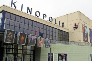 Ab Donnerstag wieder geöffnet: Das Kinopolis in Freiberg.