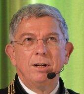 Klaus- Dieter Barbknecht - Rektor der TU Freiberg