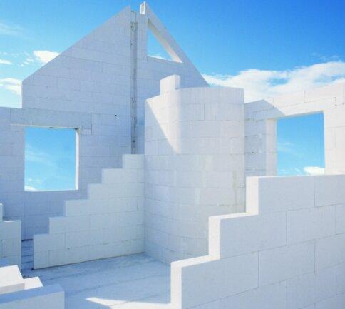 Massiv Bauen Ohne Dammung Freie Presse Haus Garten