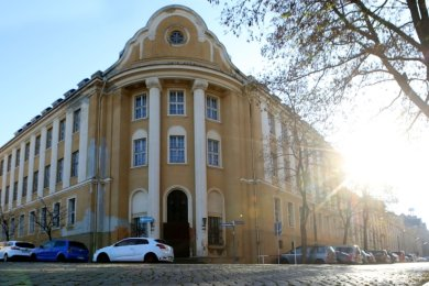 Die Stadt Glauchau hat für die Palla einen Kaufinteressenten, doch der hat sein Konzept noch nicht vorgestellt.