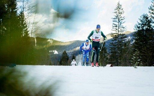 Die Langlauf-Staffel überzeugt auch ohne Brugger