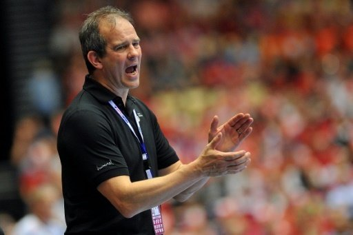 Sah eine Niederlage seiner Damen: Bundestrainer Groener