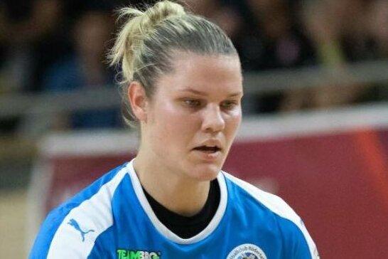 Brigita Ivanauskaite wechselt vom HC Rödertal zum BSV Sachsen Zwickau.