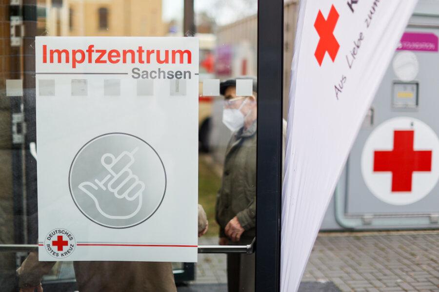 Corona-Impfzentren in Sachsen bleiben bis Ende September geöffnet