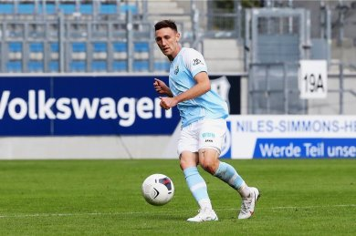 Christian Bickel bleibt beim Chemnitzer FC.