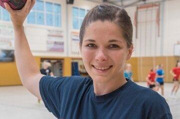 Verstärkung für Rotation: Denise Gruber von Österreichs Zweitligisten Korneuburg.