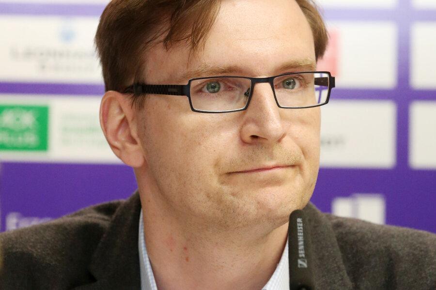 Lars Schauer ist neuer CFC-Geschäftsführer