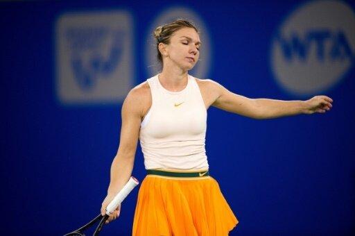 Simona Halep muss beim WTA-Finale in Singapur passen