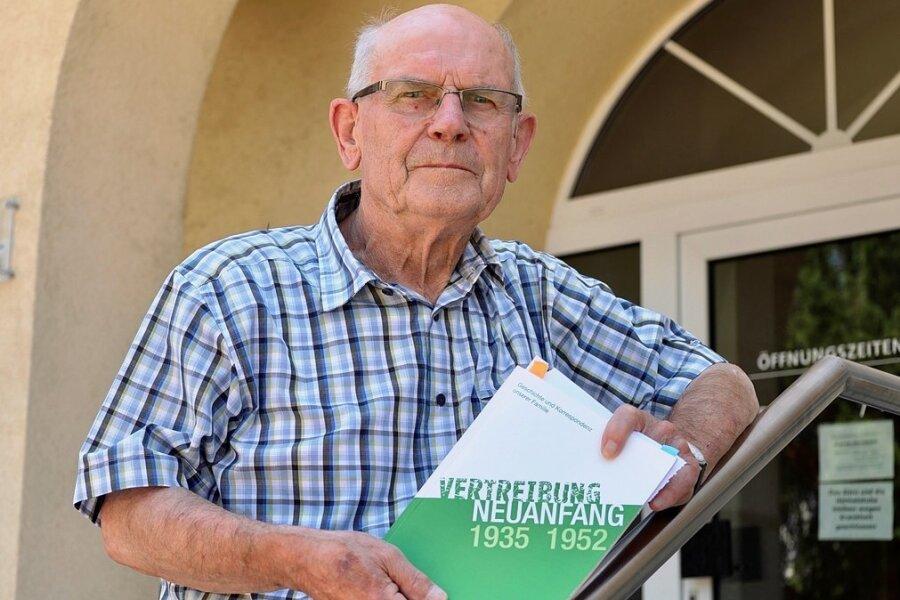 Versöhnung ist ein zentrales Element für Herbert Gall bei der Arbeit im Bund der Vertriebenen Vogtland. So ist er maßgeblich mit beteiligt, dass zwischen Reumtengrün und dem tschechischen Ort Svoboda eine Partnerschaft besteht.