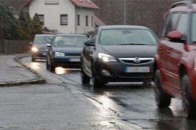 Durch den geplanten Ausbau der S 288 soll die Verkehrsbelastung auf der Ortsdurchfahrt Gablenz gesenkt werden.