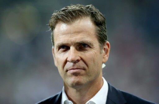 Oliver Bierhoff zu Gast bei Hertha BSC