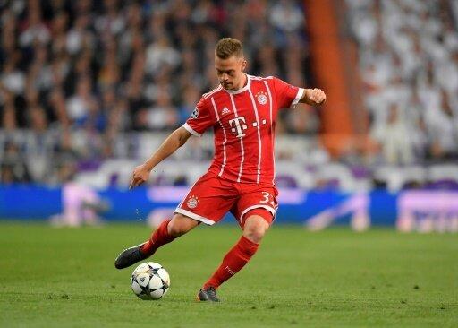 Joshua Kimmich hat Respekt vor der TSG Hoffenheim
