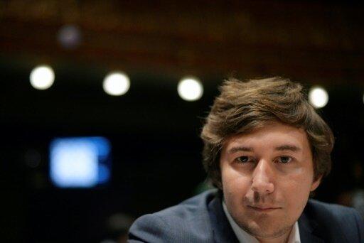 Zog mit Fabiano Caruana gleich: Sergej Karjakin