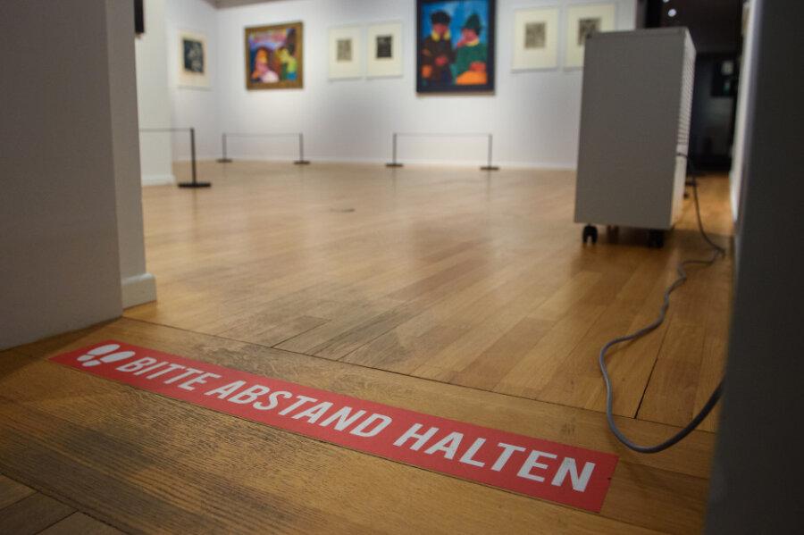 Corona-Lage in Chemnitz: Kultur nimmt wieder Fahrt auf