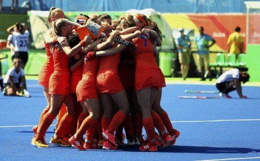 Die Niederlande gewann bereits zum achten Mal WM-Gold
