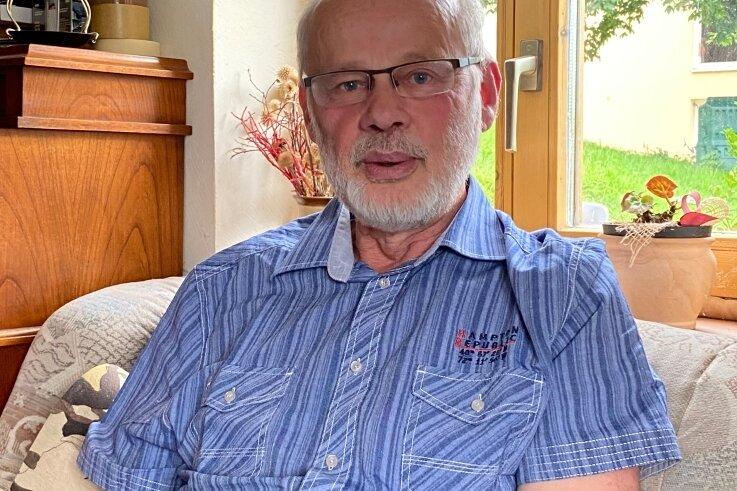 Stephan Ernst aus Klingenthal wird heute 70 Jahre alt.