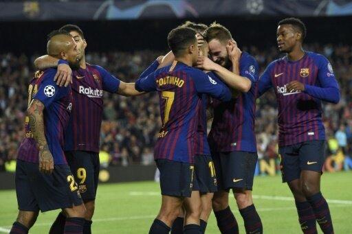 Barca konnte gegen Inter Mailand gewinnen
