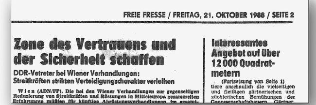 """Zufall oder Absicht: Der """"Druckfehler"""" in der Kopfzeile."""