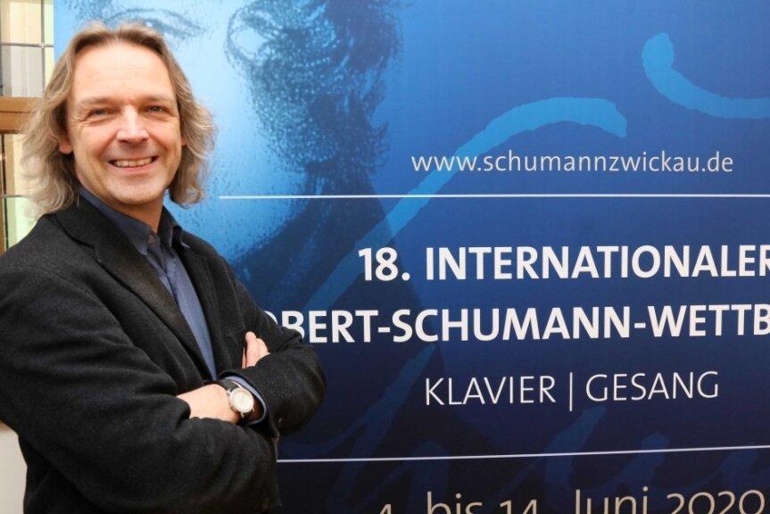 Freut sich auf ein internationales Teilnehmerfeld und eine ebenso breit besetzte Jury: Wettbewerbsleiter Thomas Synofzyk.