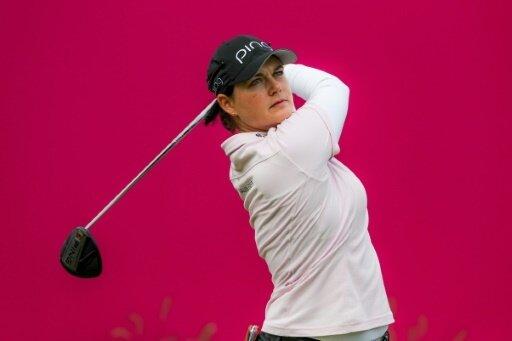 Caroline Masson kämpft bei den Scottish Open um den Sieg