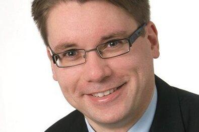 Jens Weis ist Kandidat der FDP.