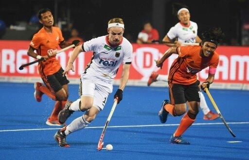Auch Christopher Rühr trifft gegen Malaysia